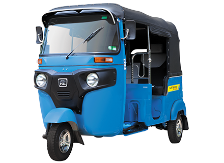 Bajaj RE 3 wheelers