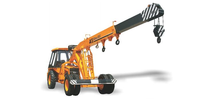 Crane Supplier in Nepal | Hydraulic Mobile Cranes in Nepal