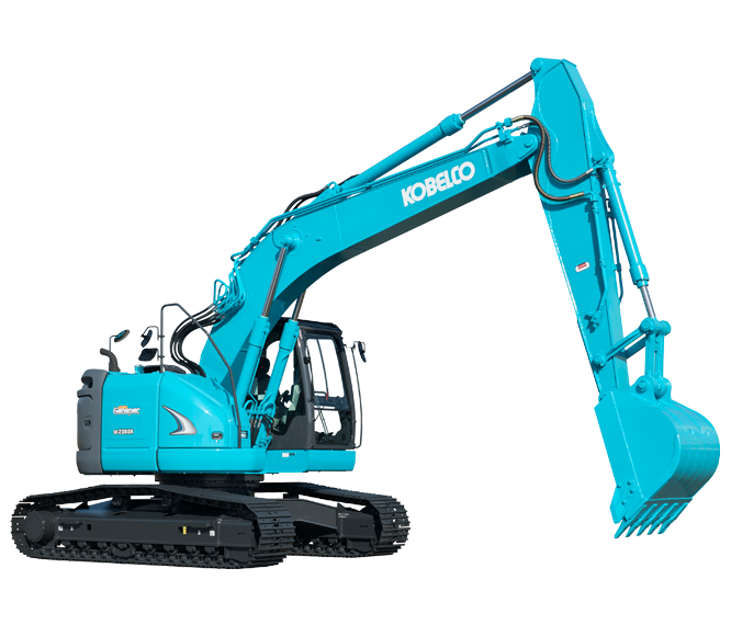 Kobelco Excavators in Nepal | 140 HD to 220 HD Kobelco Excavators